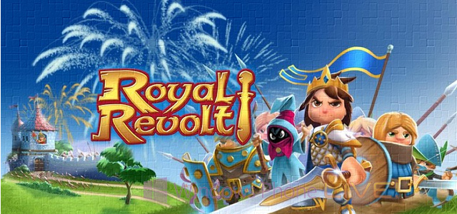 Популярная игра Royal Revolt! теперь и на Windows Phone 8, но не в России