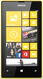 Телефон на Windows Phone 8: Nokia Lumia 520