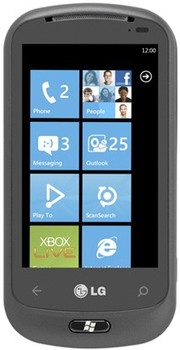 Телефон на Windows Phone 8: LG Optimus 7Q