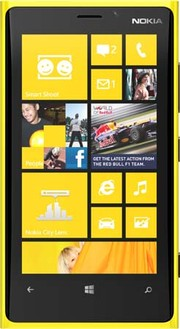 Телефон на Windows Phone 8: Nokia Lumia 920