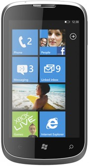Телефон на Windows Phone 8: ZTE Orbit