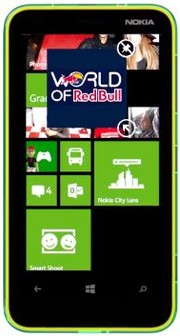 Телефон на Windows Phone 8: Nokia Lumia 620