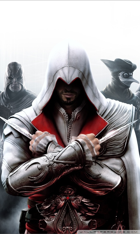 Обои для Windows Phone: Assassin's Creed