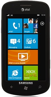 Телефон на Windows Phone 8: Samsung Focus