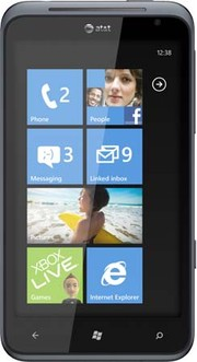 Телефон на Windows Phone 8: HTC Titan