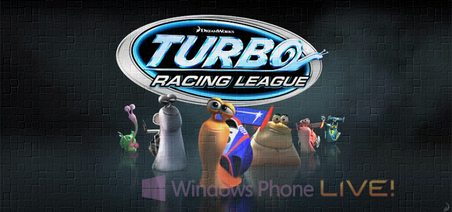 На Windows Phone 8 вышла бесплатная игра Turbo Racing League от DreamWorks Animation