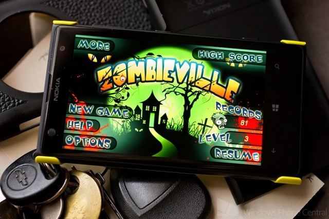 Zombie Village эра зомби на Windows Phone