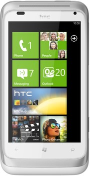 Телефон на Windows Phone 8: HTC Radar