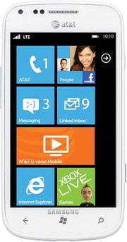 Телефон на Windows Phone 8: Samsung Focus 2