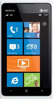 Телефон на Windows Phone 8: Nokia Lumia 900
