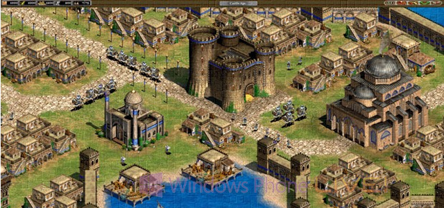 Игра Age of Empires придёт на Windows Phone