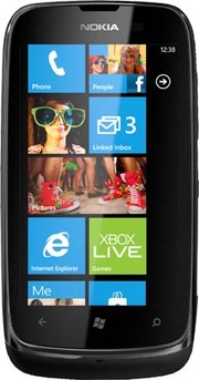 Телефон на Windows Phone 8: Nokia Lumia 610