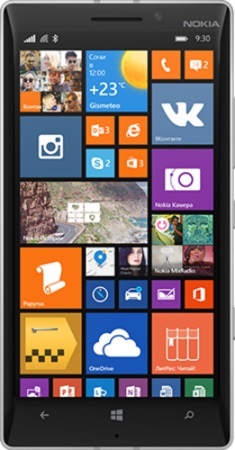 Телефон на Windows Phone 8: Nokia Lumia 930