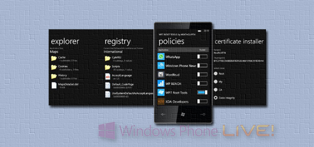 WP7 Root Tools выпустили unlock для Samsung Windows Phone