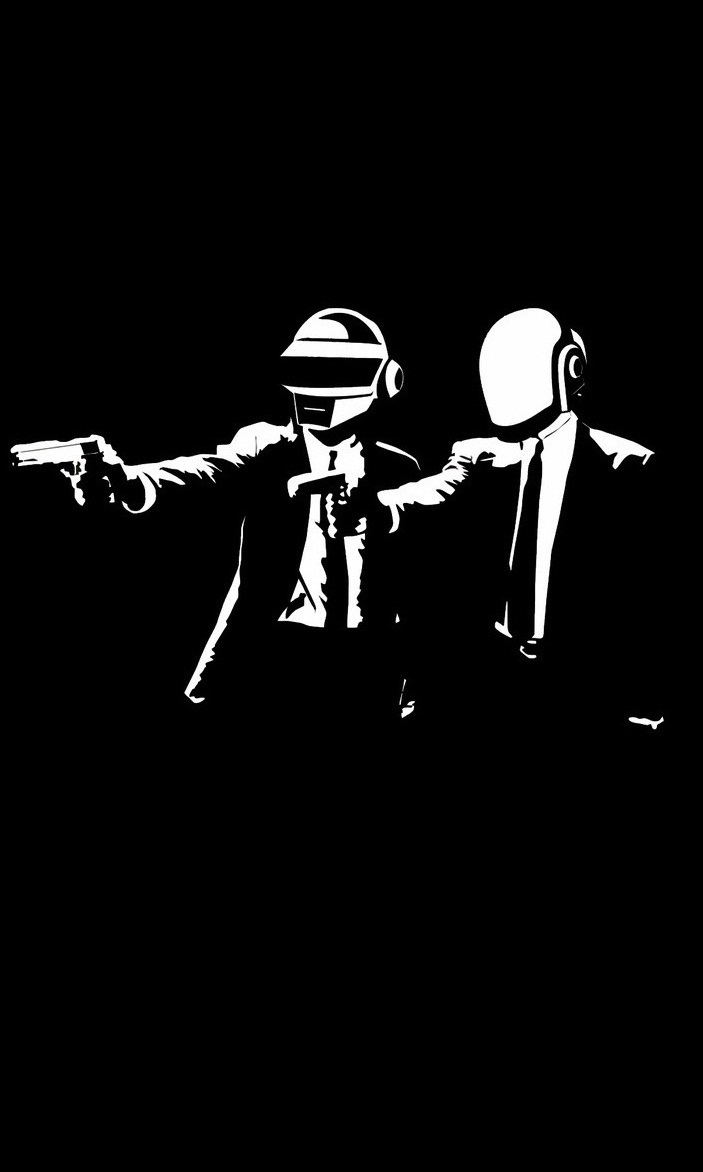 Обои Daft Punk для Windows Phone