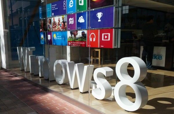Продано 60 млн. лицензий Windows 8