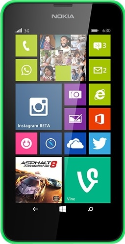 Телефон на Windows Phone 8: Nokia Lumia 630