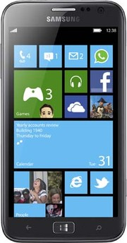 Телефон на Windows Phone 8: Samsung ATIV S