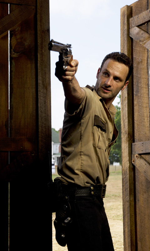 Обои Rick Grimes для Windows Phone