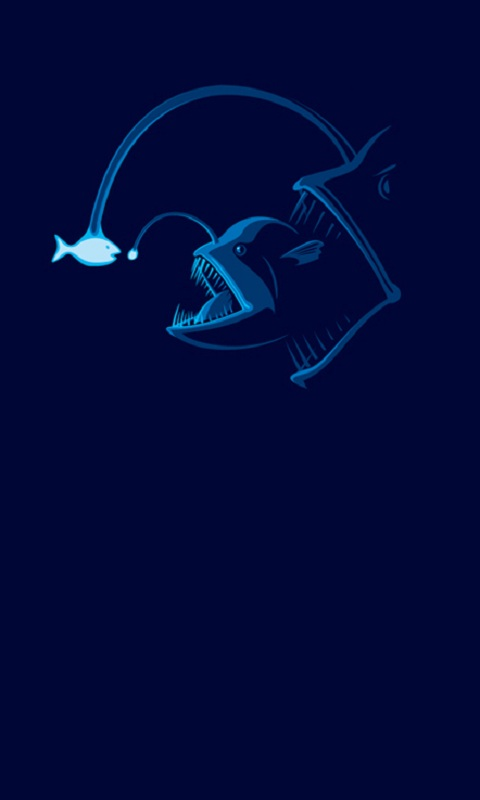 Обои для Windows Phone: outfished