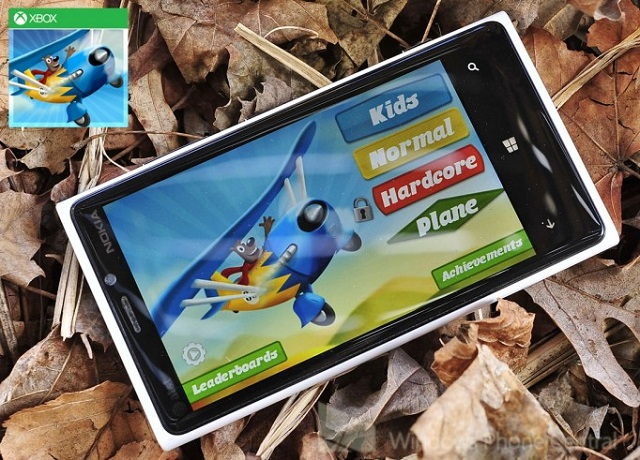 Tiny Plane теперь на Windows Phone