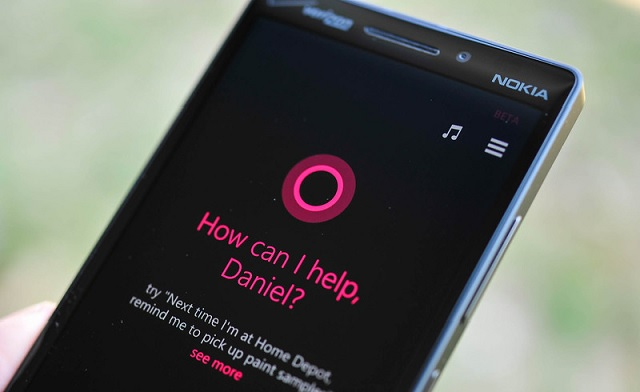 Windows Phone 8.1 обзор - часть 2 - Cortana