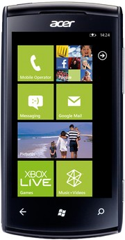 Телефон на Windows Phone 8: Acer Allegro