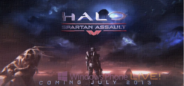 Halo: Spartan Assault появится на Windows Phone 8 и Windows 8 в июле