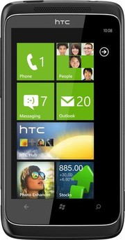 Телефон на Windows Phone 8: HTC 7 Pro