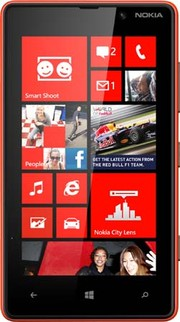 Телефон на Windows Phone 8: Nokia Lumia 820