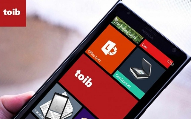 Toib красивое приложение YouTube на Windows Phone