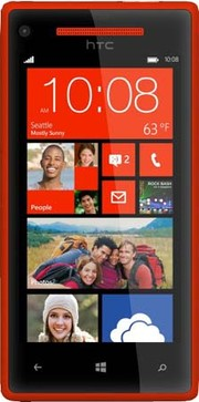 Телефон на Windows Phone 8: HTC Windows Phone 8X