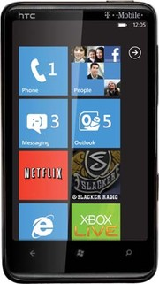 Телефон на Windows Phone 8: HTC HD7