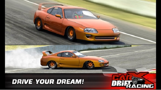 CarX Drift Racing азартная игра на Windows Phone