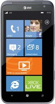 Телефон на Windows Phone 8: HTC Titan II