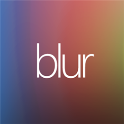 Blur для Windows Phone